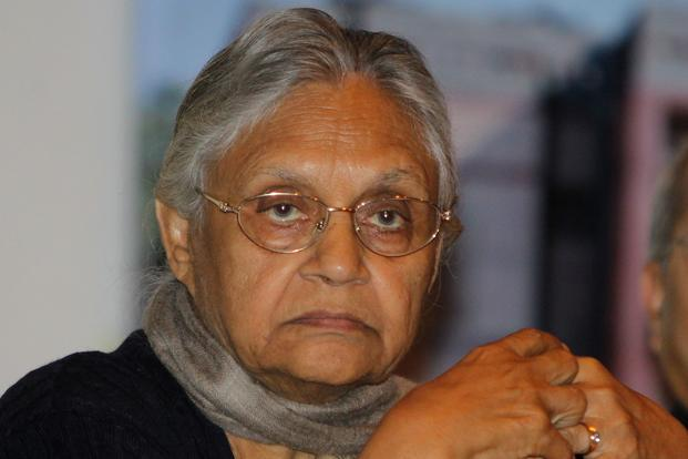 Sheila Dikshit, 75, who has been chief minister of India's capital since 1998, was the longest serving woman chief minister in the country. Photo: Mint