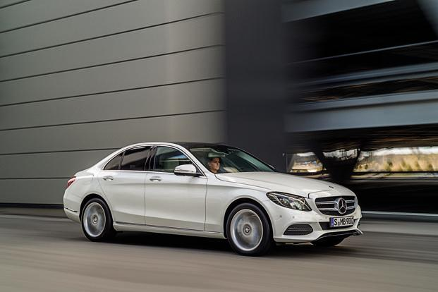 the new mercedes c class looks different it looks expensive livemint. Black Bedroom Furniture Sets. Home Design Ideas
