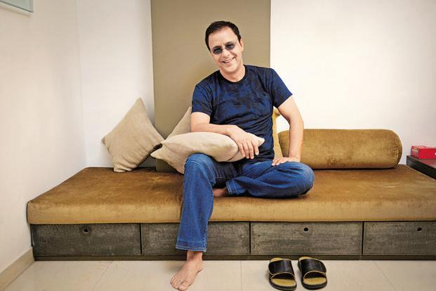 Vidhu Vinod Chopra says Broken Horses is a culmination of the journey that started with Parinda. Photo: Abhijit Bhatlekar/Mint