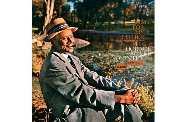 Album cover of Horace Silver Quintet's 'Song For My Father'.