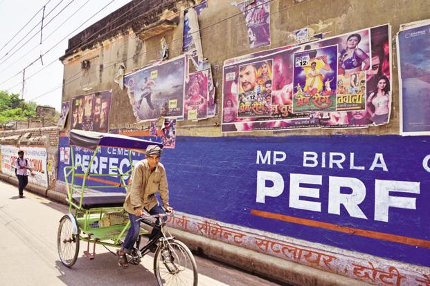 Movie Posters In Varanasi The Reluctance Among Audiences To Settle For Anything But Best