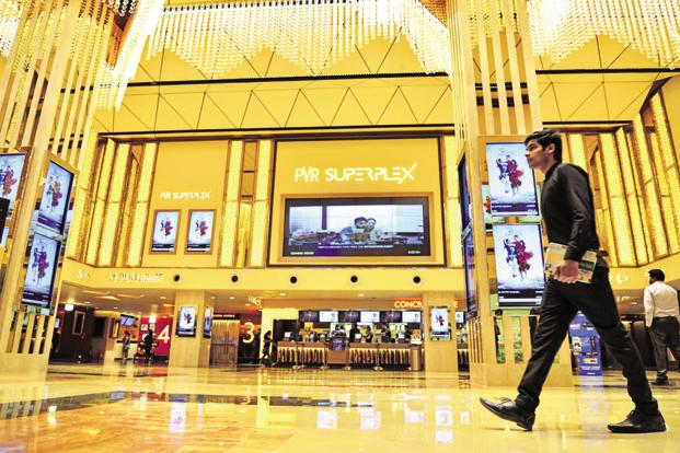 Multiplexes have been adding screens at the rate of 8-9% annually over the past few years. Photo: Priyanka Parashar/Mint