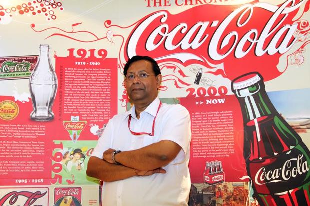 Krishnakumar Thirumalai, president of Coca-Cola's India and South-West Asia operations, is seen as a strategic well-rounded leader and a catalyst for expanding the company's portfolio and driving growth.