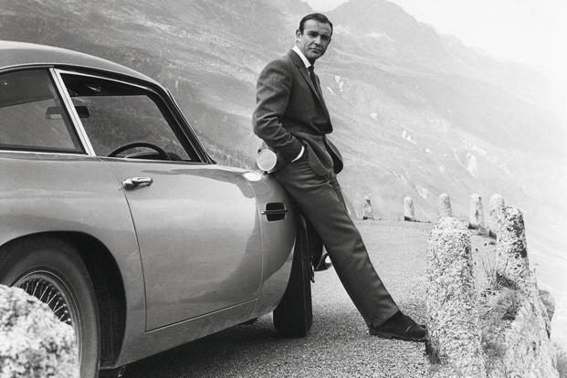 James Bond S Aston Martin Db5 Is Back In Production Livemint
