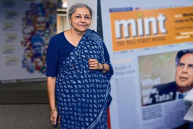 Fomrer RBI board member Indira Rajaraman says the central bank should be more transparent in its functioning. Photo: Ramesh Pathania/Mint