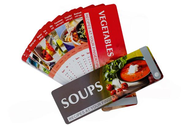 CMYK, Mehar Chand Market, Lodhi Road, New Delhi, Soup recipe book marks, Rs350.