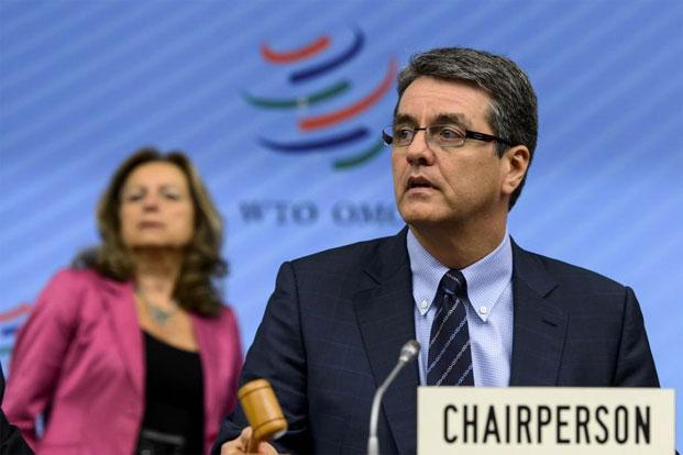 WTO&rsquo;s chairman Roberto Azevedo at the WTO meeting on Thursday announced the failure to reach consensus by the 31 July deadline. The pact was meant to simplify customs procedures, facilitate the speedy release of goods from ports and cut transaction costs. <b> AFP </b>